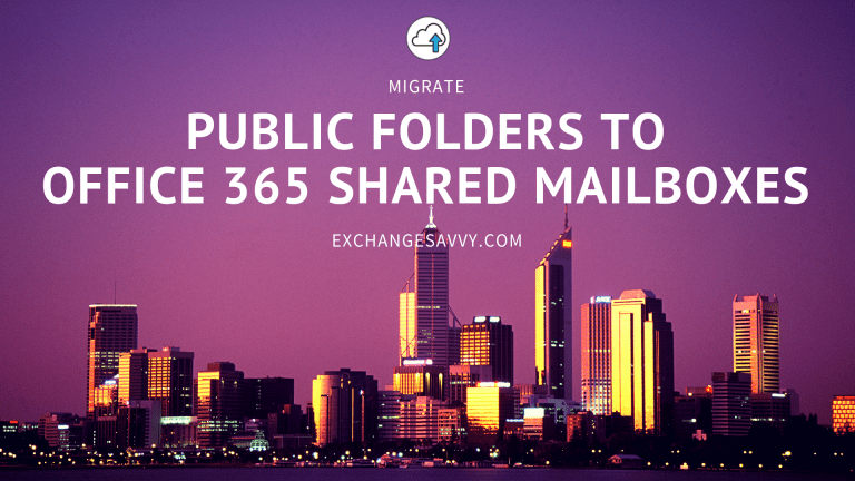 Office 365 Shared Mailbox