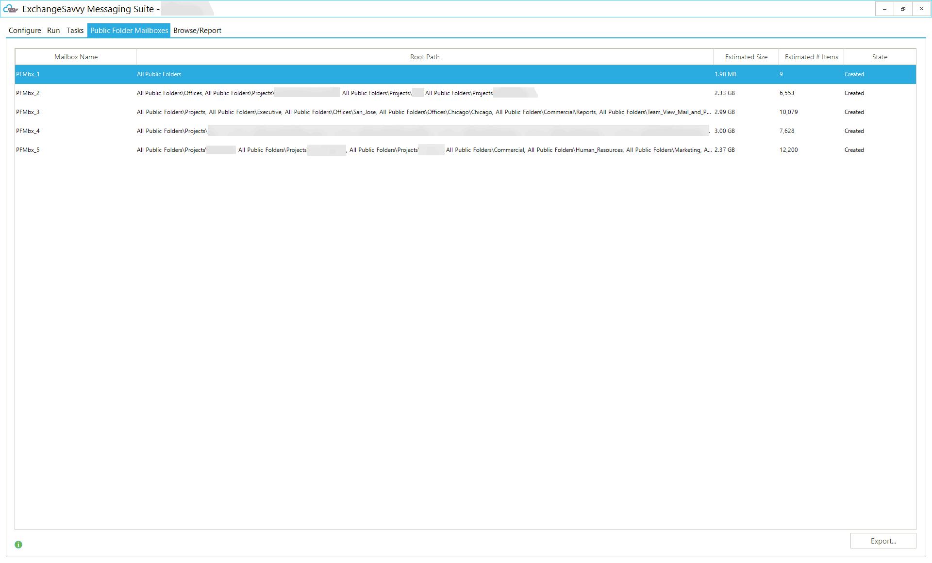 Public Folder Migrator 2
